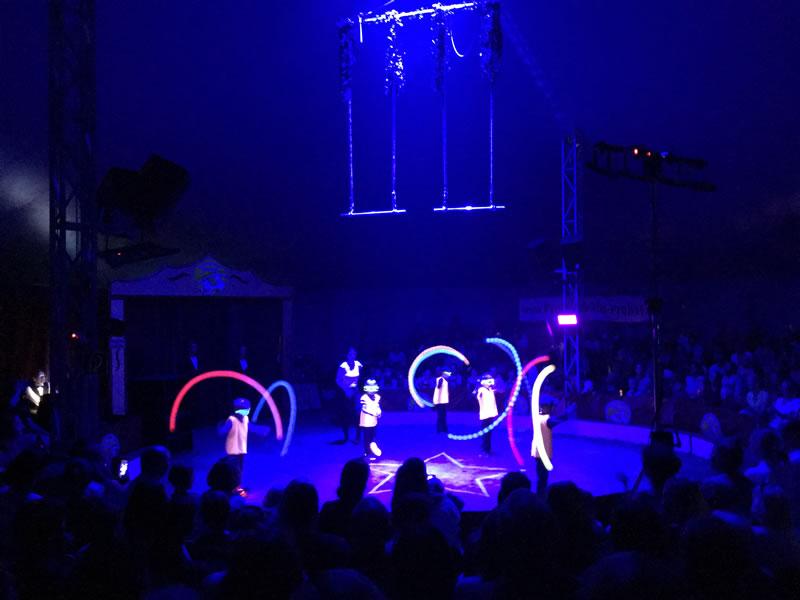 Das magische Eisenhart-Zelt