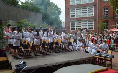 Sommerfest der Eisenhart-Schule und des FRÖBEL-Hortes Sonnenschein