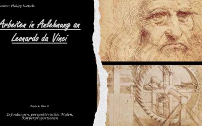 Kunstausstellung der Klasse 5b